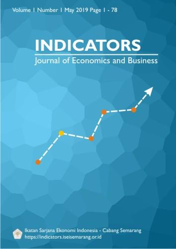 Indicators - Journal of Economics and Business